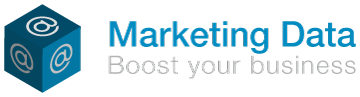 marketing data logo